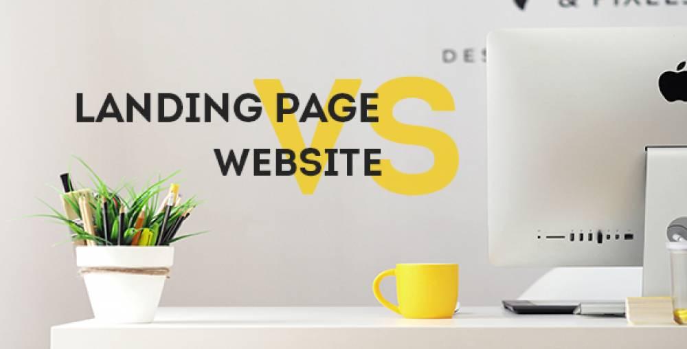 Landing page & сайт: чи можна знайти компроміс?